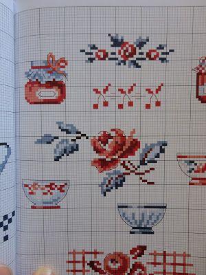 Stitches & Crosses Marijke