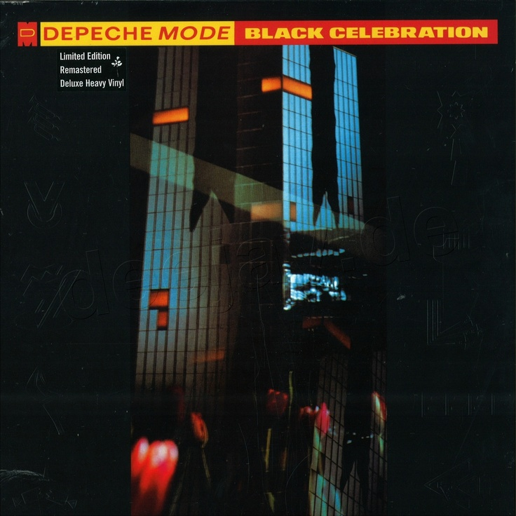 Depeche Mode - Black Celebration first time I ever heard them