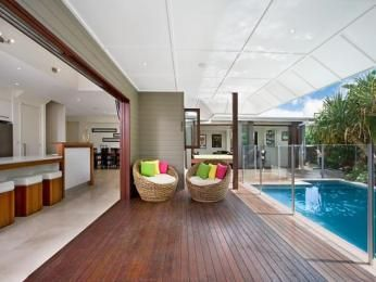 Photo of a in-ground pool from a real Australian home - Pool photo 1579267