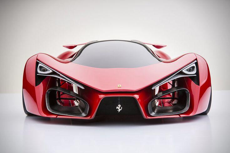 The 1,200 Horsepower Ferrari F80 Supercar Reaches 310 MPH