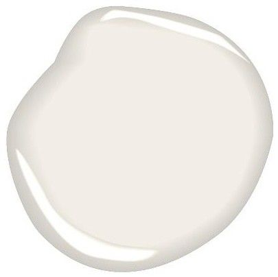 Benjamin moore eggshell and white cabinets on pinterest - Eggshell paint in bathroom ...