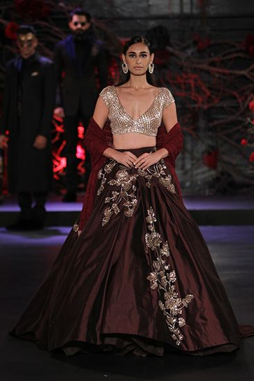 Manish Malhotra - Amazon India Couture Week 2015