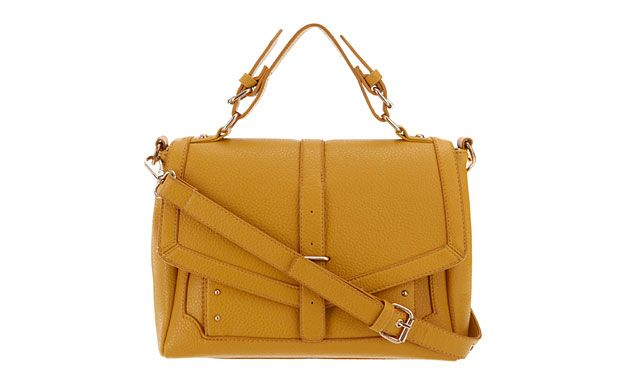Tan+Satchel+Bag+-+Women+-+Tu+Clothing+At+Sainsbury's