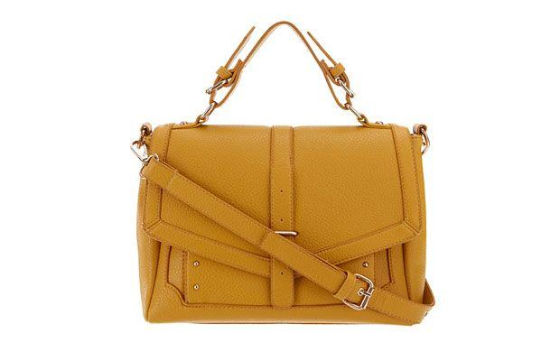 Tan+Satchel+Bag+-+Women+-+Tu+Clothing+At+Sainsbury's
