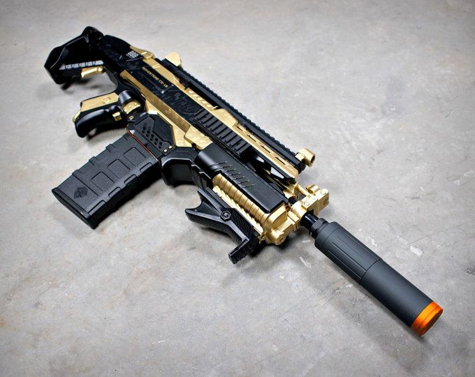 Perfect 23 best Nerf images on Pinterest | Firearms, Kriss vector and Weapons TZ82