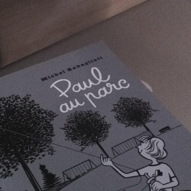 Paul au Parc de Michel Rabagliati