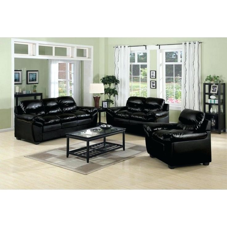 Black Living Room Furniture: 22 Best Black Living Room Furniture Images On Pinterest