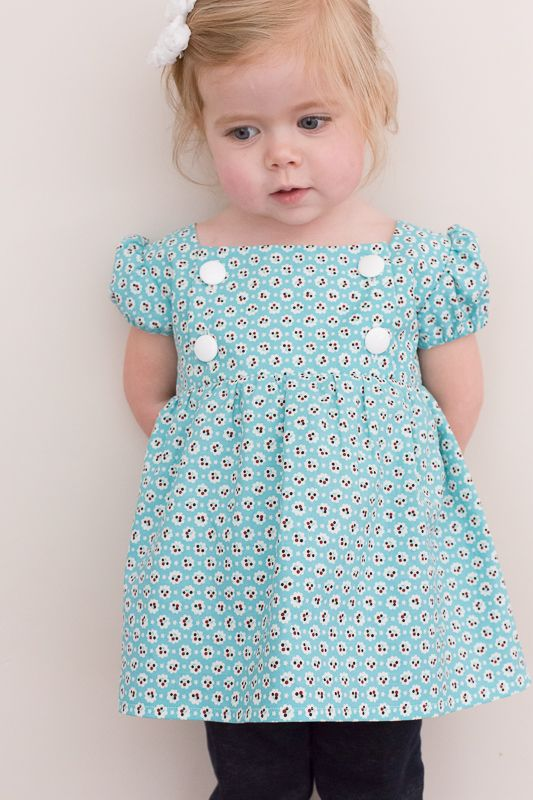 The Junebug pattern is here!