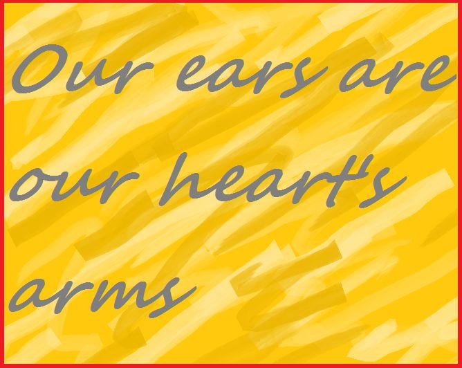 ears random thoughts food wisdom essen ear meals eten