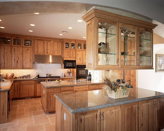 Rustic Maple Cabinets  Like