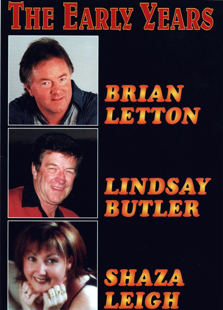 The Early Years DVD was originally released on video in 2001 and remastered and released on DVD later on. It is a historical documentary on the careers of Lindsay Butler, Shaza Leigh & Brian Letton - the three founding artists on the LBS recording Label. This DVD is still available from LBS Music Distribution - LBS301DVD. #ShazaLeigh