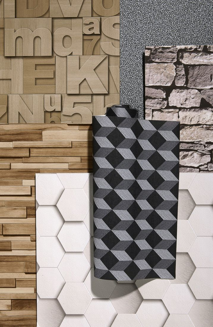 17 meilleures images propos de papier peint sur pinterest salle de bain de petit espace. Black Bedroom Furniture Sets. Home Design Ideas