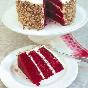 Moist Red Velvet Cake Cream Cheese Frosting Pioneer Woman