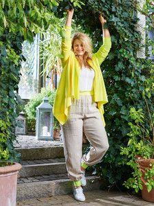 burda style: Damen - Plus (bis Größe 60) - Hosen & Overalls - Jogginghose - Bündchen