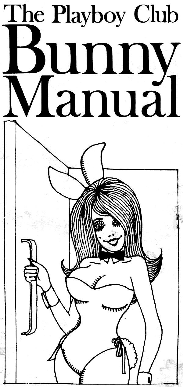 The Playboy Club Bunny Manual, Required Retro Reading