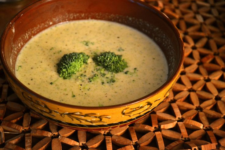 Parisa Soraya - Broccoli Cheddar Soup
