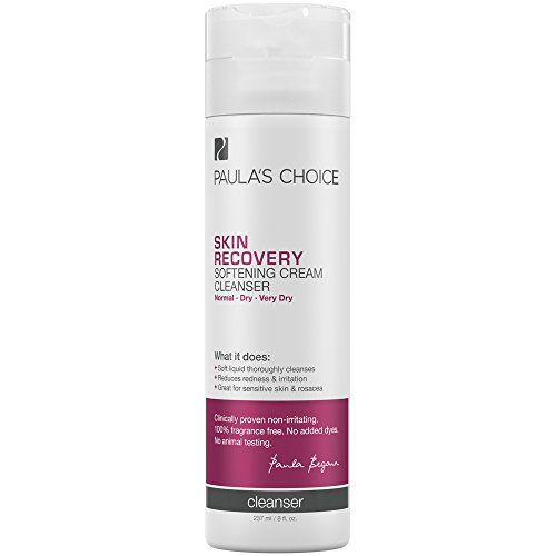 Paulas Choice SKIN RECOVERY Cleanser for Extra Sensitive Rosacea Prone Dry Skin  8 oz *** See this great product.