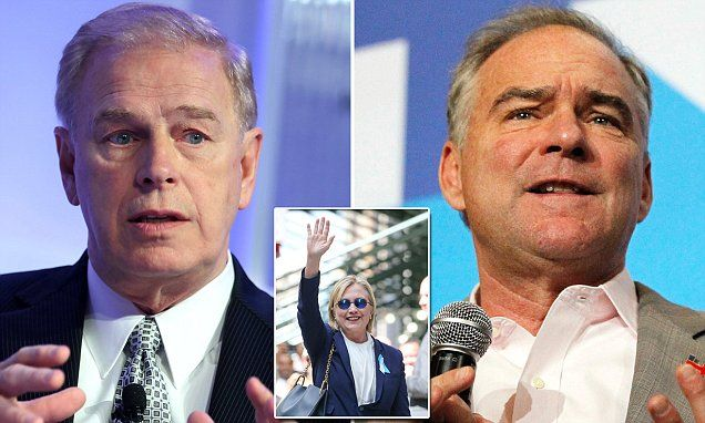 Ted Strickland says Tim Kaine 'ready to be President' if necessary