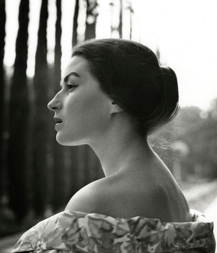 hoodoothatvoodoo:  Peter Basch 'Sylvia Mangano' 1950s