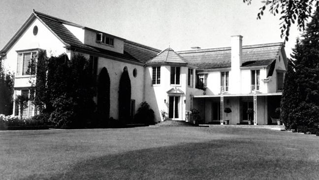 Pickfair Estate of Douglas Fairbanks and Mary Pickford