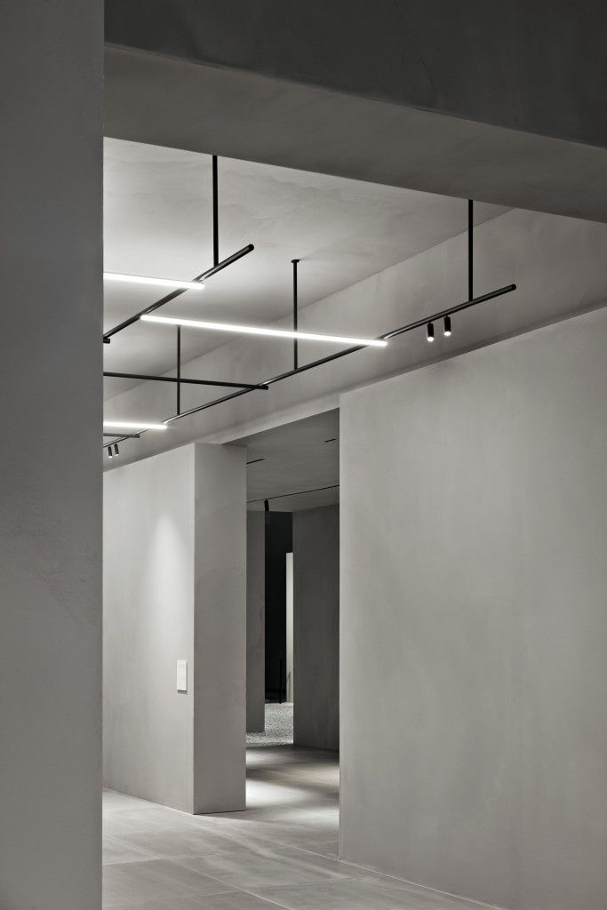INFRA STRUCTURE by Vincent Van Duysen for Flos