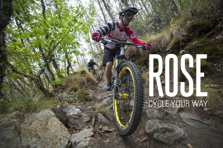 ROSE MY WAY : Valle del Ambroz
