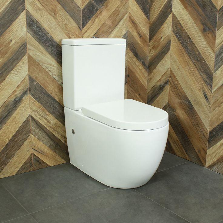 Vista Wall Faced Toilet Suite