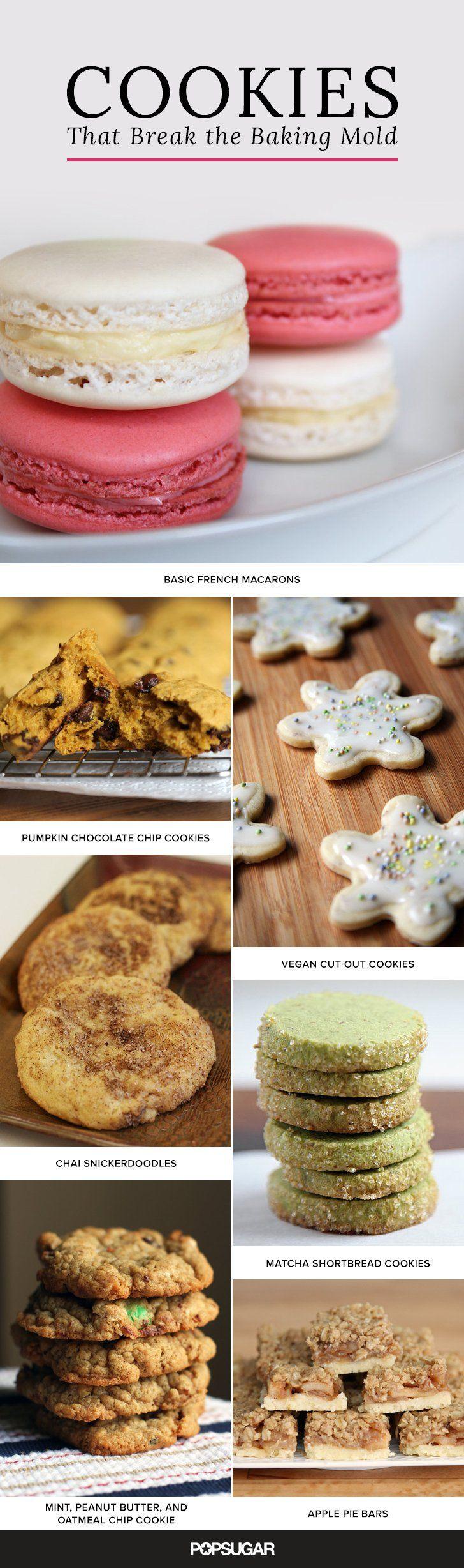 Recipes, Menus, Food & Wine | 15 Cookies That Break the Baking Mold | POPSUGAR Food Photo 16