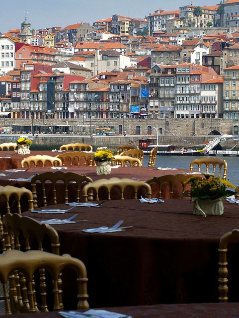 Oporto. Ribeira, Porto, Portugal | Flickr - Photo Sharing!
