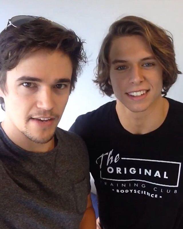 Nic and Matt