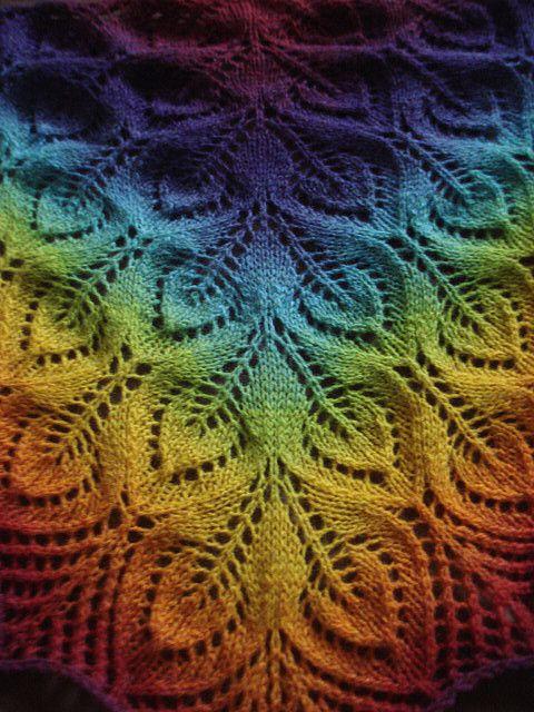 Free Pattern: Nightsongs