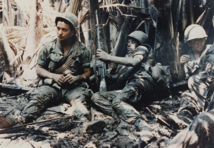 Вьетнамская война: как на самом деле воюют американцы (7 фото) http://nlo-mir.ru/bezrubriki/48042-vojujut-amerikancy.html