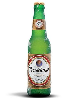 Presidente, Dominican beer