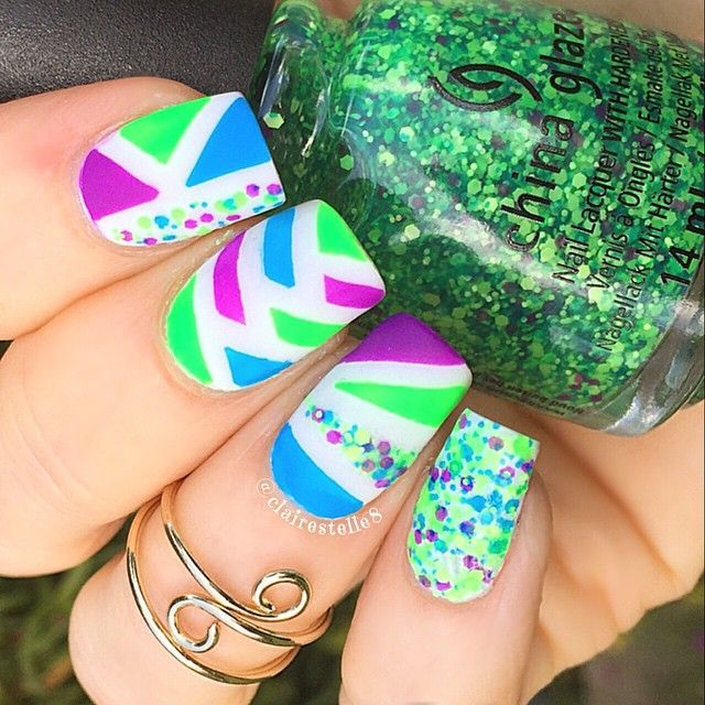 Instagram media clairestelle8 #nail #nails #nailart
