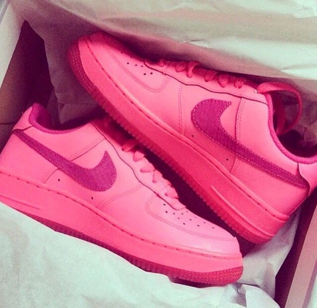 online store 6d709 51d61 nike air force rose fluo
