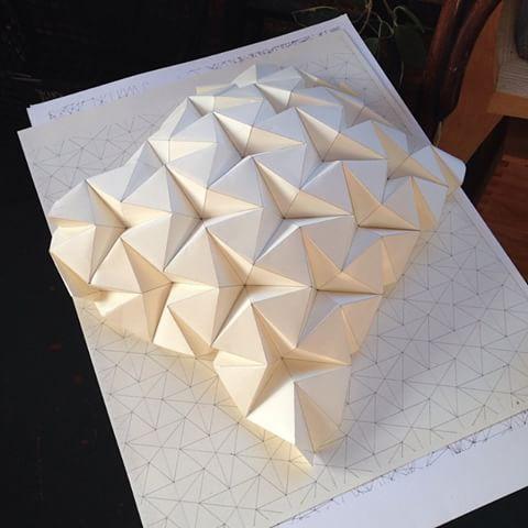 Paper models #ronresch