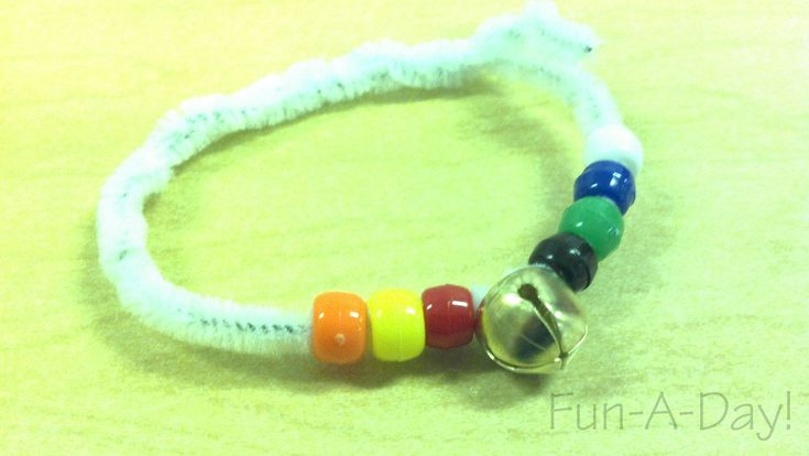 Thanksgiving Story Bracelet with free printout