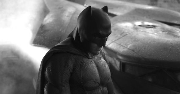 [Comic-Con 2014] Así es el traje de Batman de Ben Affleck en 'Batman v Superman'