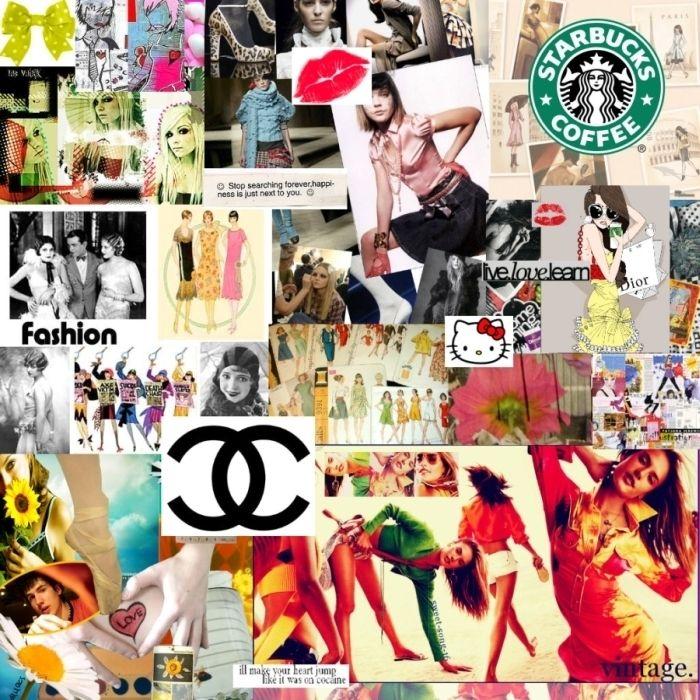 twitter backgrounds fashion collage wwwpixsharkcom