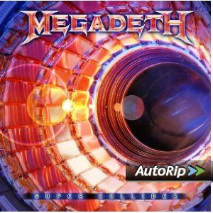 Megadeth - Super Collider Deluxe Edition #christmas #gift #ideas #present #stocking #santa #music #records