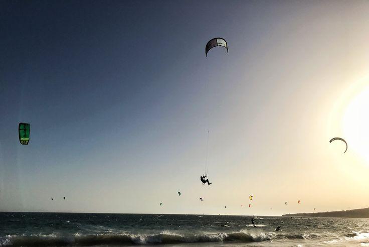 Fly away #KiteSurf #Tarifa