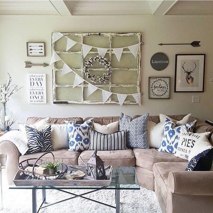 Galeriewand über der Couch. Dieses Instagram-Foto ansehen … – #abovecouch #ansehen #Couch #der #dieses #Galeriewand #InstagramFoto #Über