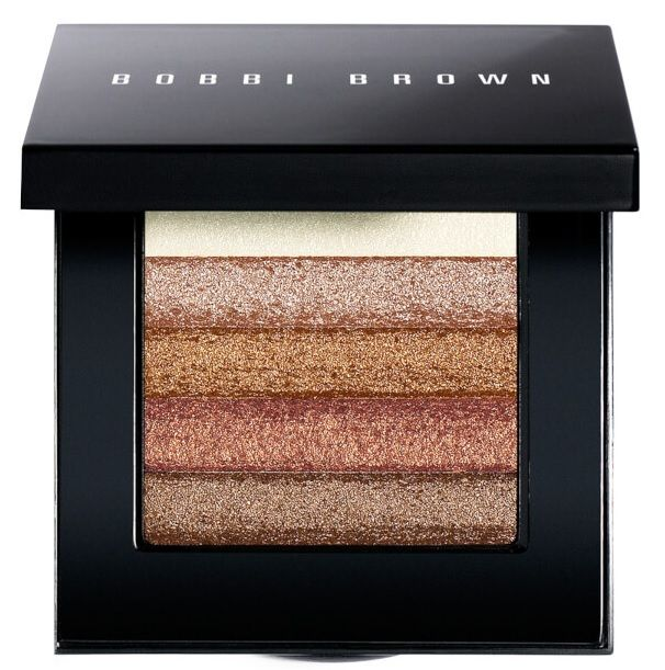 I love Bobbi Brown Shimmer Brick Compacts, this one is Bronze. They're such great quality. Effortlessly sweeping over the face, the best-selling formula should be dusted lightly over the cheekbones after applying blusher. The shimmering powder is infused with ultra-fine pigments, which reflect radiance and light for a highlighted appearance. #affiliate