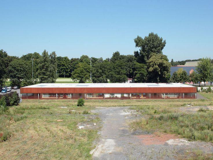 Maison de la petite enfance à Lomme - Colboc Franzen Associés