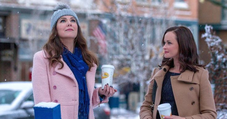 13 Books Coming Out for 'Gilmore Girls' Fans in 2017