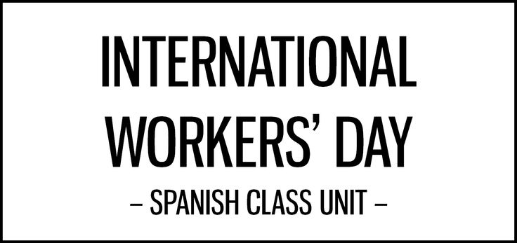 International Workers' Day