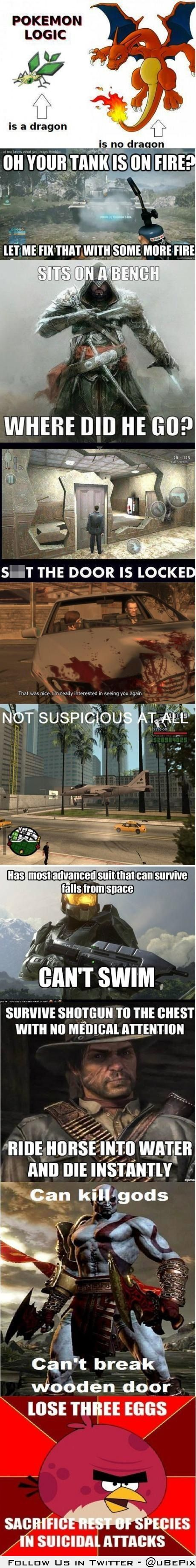 Games Logic