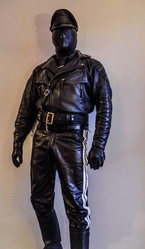 Pin von Breeches Bottom auf Leather Mask, | Leather ...