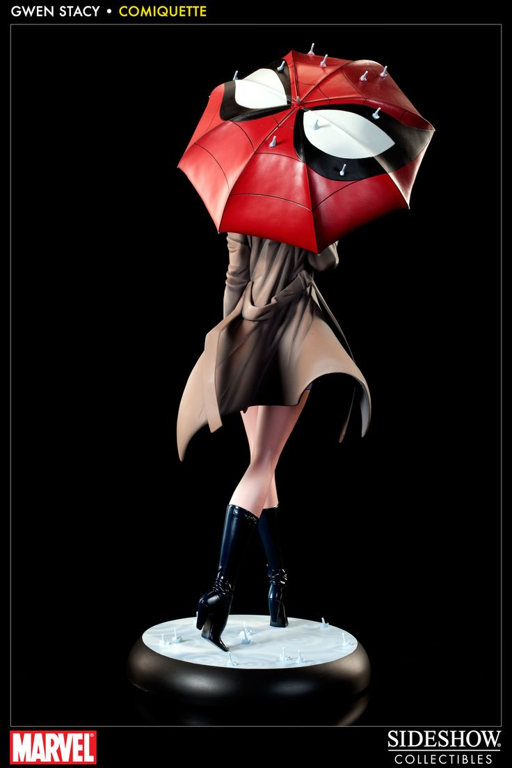 Ain't it Cool News reviews J. Scott Campbell Gwen Stacy Statue | Sideshow Collectibles