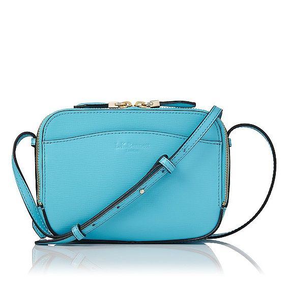 Mariel Saffiano Crossbody Bag